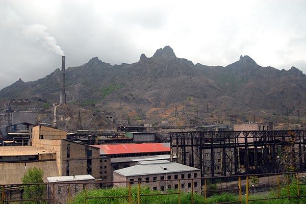 Alaverdi: Armenia's mining town facing Employment v Environment conundrum