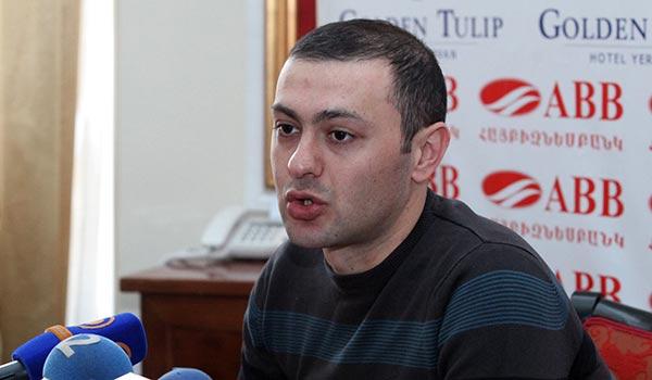 Vote 2013: Ghukasyan in good health, aide says