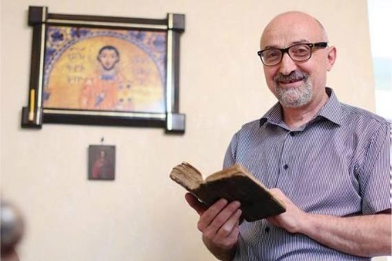 Narek Therapy: Armenians read medieval monk's verses as cure for ailments
