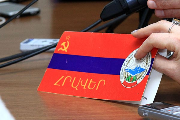 National Symbols: Artists again raise questions over Armenian anthem, coat of arms