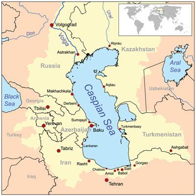 "Strategic ""Lake"": Caspian working group debate important for Armenia too"