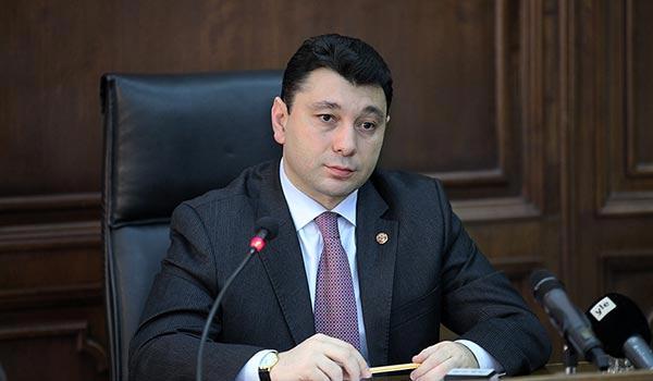 Destruction of Armenian church in Syria is cultural genocide, says Deputy Speaker