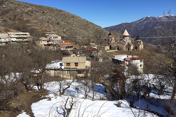 Գոշ. «ուրցի հոտով» զբոսաշրջային ուղղվածությամբ գյուղ
