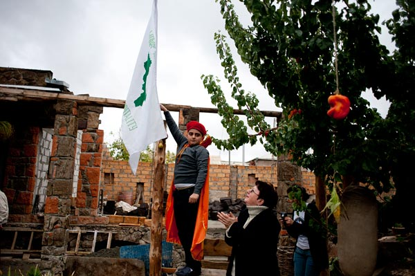"""Green is Good: Echmiadzin added to sites of """"Green Pilgrimage"""""""