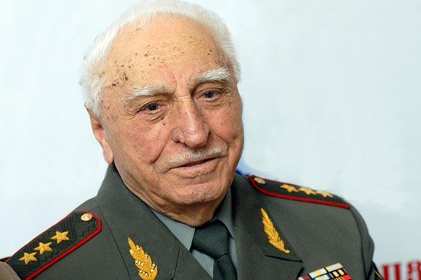 Dedicated Serviceman: Gurgen Dalibaltayan dead, aged 89