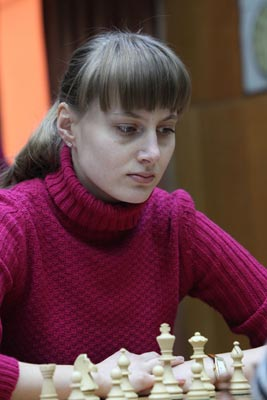 Bride from the North: Armenia's naturalized Russian wins national chess title