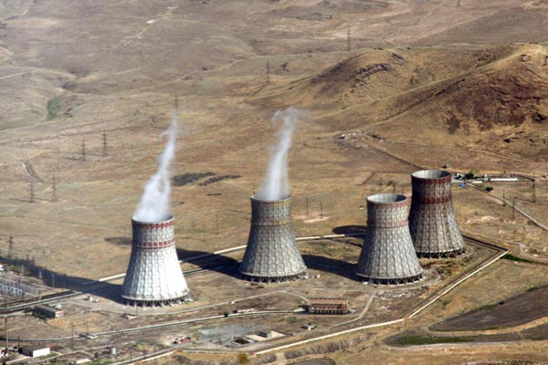Turkey renews demands for 'immediate closure' of Armenian nuke plant