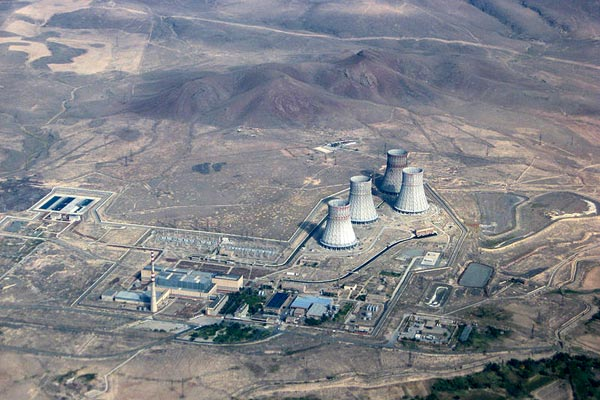 Visit: IAEA experts will test Armenian Nuclear Power Plant