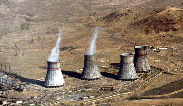 Experts: Armenian nuclear power plant safe from quake