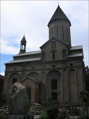 Armenian church of Norashen (Saint Mariam), Tbilisi, Georgia