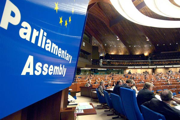 Other interests: Armenian delegates think PACE fails to live up to its own values