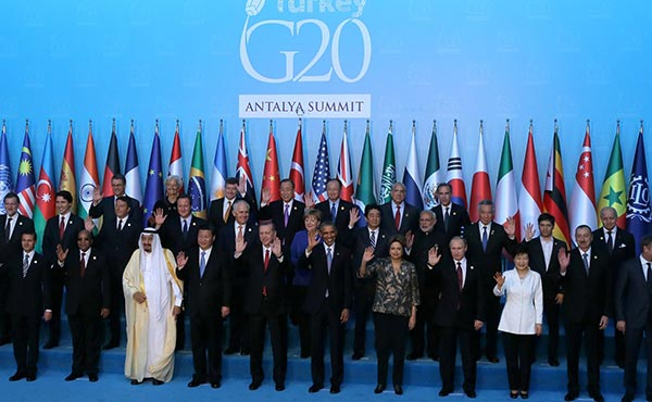 Syria Crisis and Region: G20 summit's decisions to impact S. Caucasus, Armenia