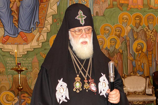 Georgian Patriarch denies controversial Karabakh comment