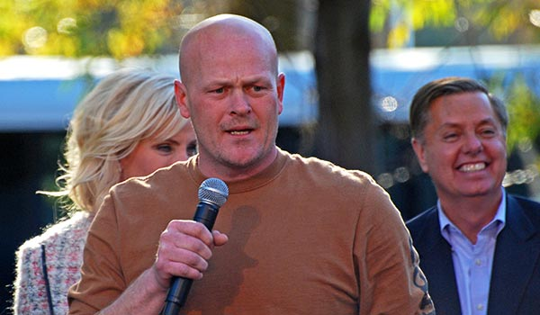 """""""Joe the Dumber""""?: Candidate says gun control to blame for Armenian Genocide"""