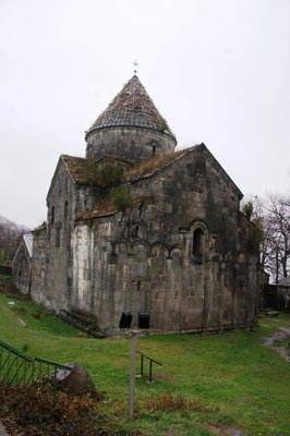 Sanahin Monastery: Armenian public organizations concerned about medieval complex's poor state