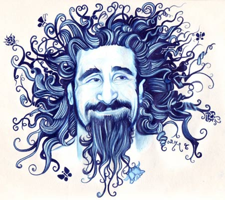 Serj Tankian for SOS Teghut: Diaspora rock star responds to environmental campaign's offer