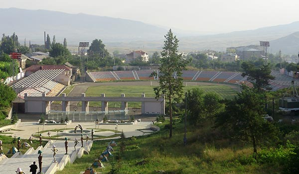 "Soccer: Karabakh beat fellow ""unrecognized"" Abkhazia"