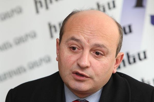 Ukraine events inspiring for Armenian opposition, says Heritage member