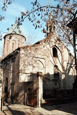 Repairs for Saint Nshan: Georgia to restore Armenian church