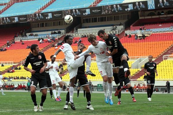 Soccer: Ulysses eye first national title as Pyunik go down