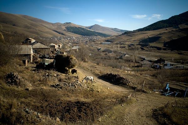 Վահան գյուղ. այց Հայաստանի հյուսիսային դարպաս