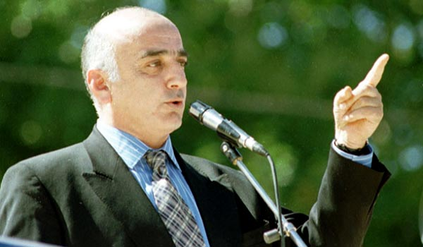 """Return of the prodigal son?: Initiative lobbies for Interpol-wanted Vano Siradeghyan's """"right to live in his motherland"""""""