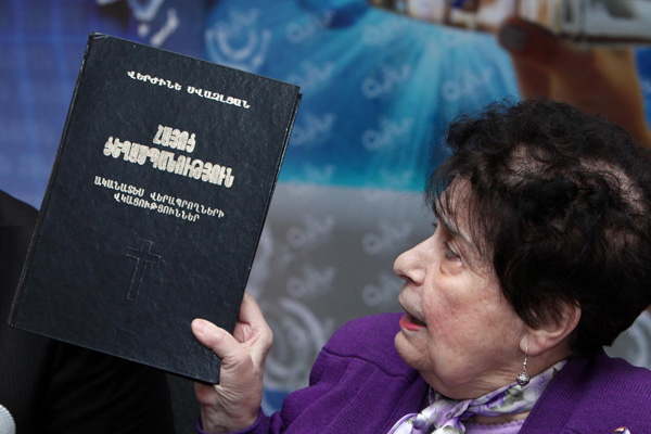 Horror Revisited: New book contains 700 testimonies of Armenian Genocide