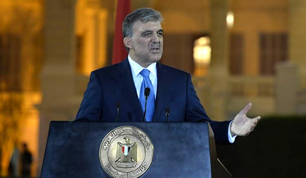 Decision 2013: Turkish President congratulates Sargsyan on election win