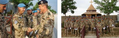 Ակտիվ ծառայության համար. Աֆղանստանում հայ խաղաղապահները պարգևատրվել են մեդալներով և պատվոգրերով