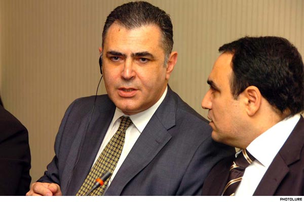 Eurospeak: Armenia's status from the point of view of  the Caucausus- Caspian Commission