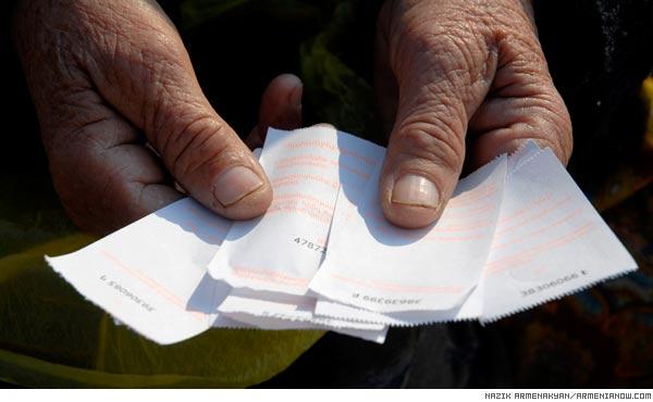 «Թղթա-դրամ». պետությունը վիճակահանություն է անցկացնում` խրախուսելու հարկային պատշաճ փաստագրումը