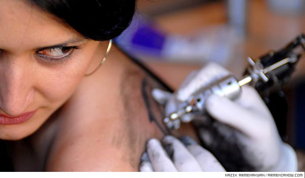 Trend,  Tradition, Tattoos: Armenians challenge stereotypes with body art