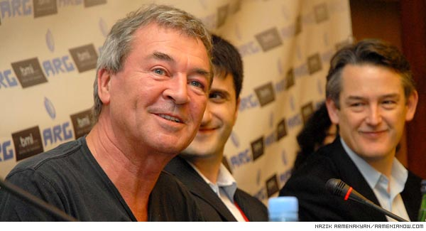 Ian Gillan: I am attracted by the constant spirit of adventure-seeking in Armenia