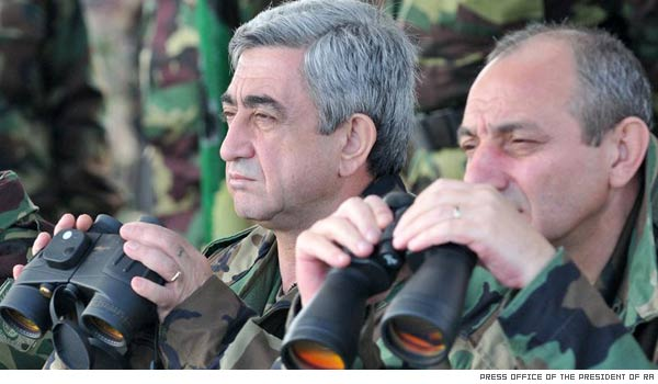 "Reality Check: Sargsyan urges Baku to show ""down-to-earth"" approach in Karabakh  talks"