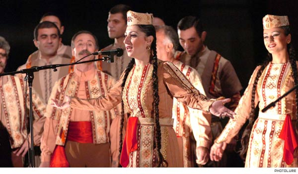 Gusan: Ethno music's in Armenian blood - Arts and Culture ...