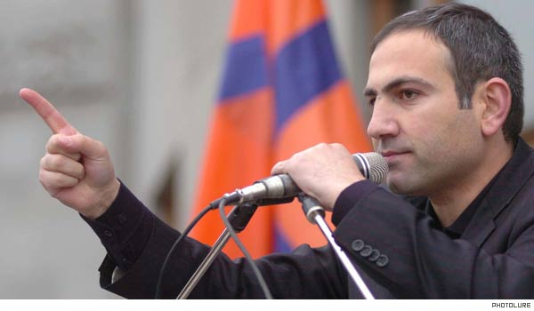 Maybe That WAS Pashinyan Behind the Bullhorn March 1: Armenian court gives radical oppositionist the benefit of the doubt