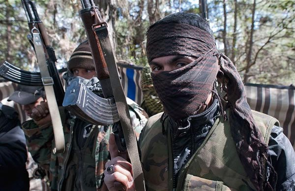 Armenians kidnapped near Aleppo
