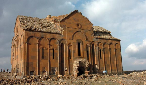 Cultural gesture: Turkey intends to restore the cathedral in ancient Armenian city of Ani