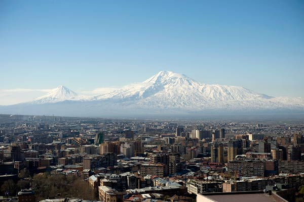 """You are happy, you have Ararat,"" says Istanbul-based Armenian Janet Petrosoglu"