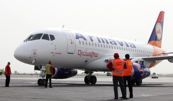 Air Deal: Armavia, Zvartnots reach fresh agreement to settle financial dispute
