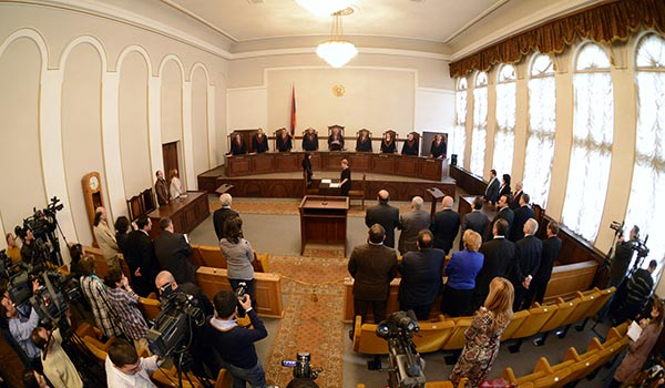 Decision 2013: Highest Court upholds Sargsyan victory