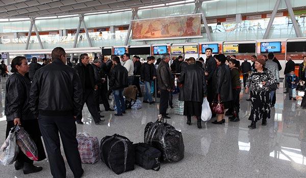 Աշխատանքային պայմանագիր չունեցող ներգաղթյալները կվտարվեն ՌԴ–ից