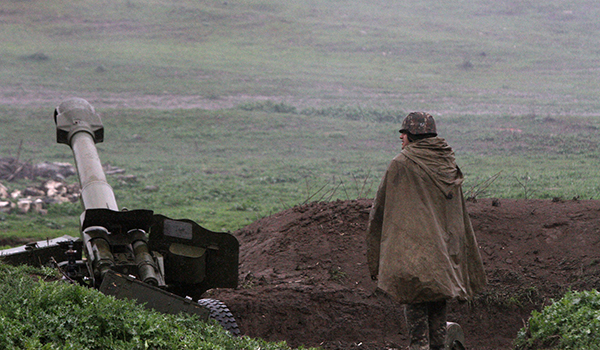 ՊՆ խոսնակ. հայկական ստորաբաժանումները լուրջ առաջխաղացում ունեն Ղարաբաղում