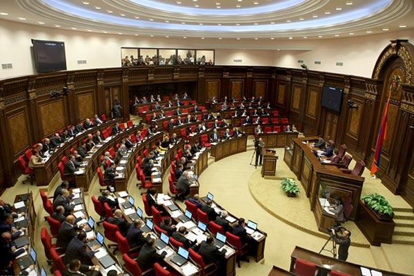 Armenian parliament ratifies visa facilitation and readmission agreements with EU