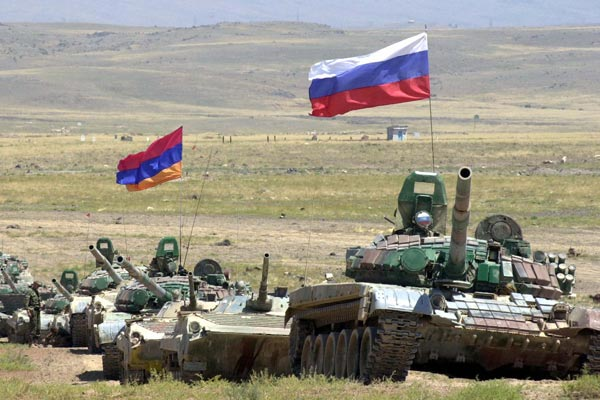 Relying on Russia: Sargsyan slams Azeri warmongering as Putin announces new Defense Deal with Armenia