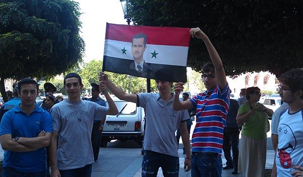 Armenians in Syria