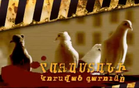 """Armenia's """"Lost Spring"""": Well-known publicist releases film on 03/08"""