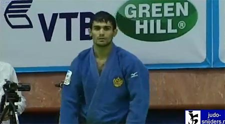 Full contact: Ethnic Armenian judoka second in Baku after beating Azeri