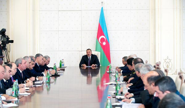 Black Gold vs Black Garden: Will Aliyev trade Karabakh for oil despite his continuous bellicose rhetoric?