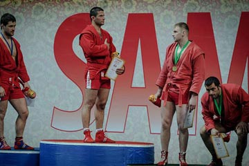 Azeri Apology: Sambo fighter says sorry for 'unethical' behavior